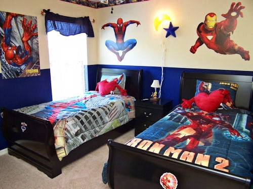 smaperman room