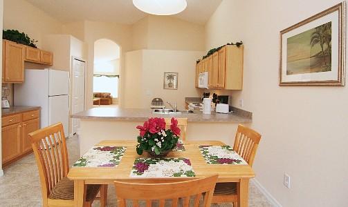 Breakfast area - Kitchen