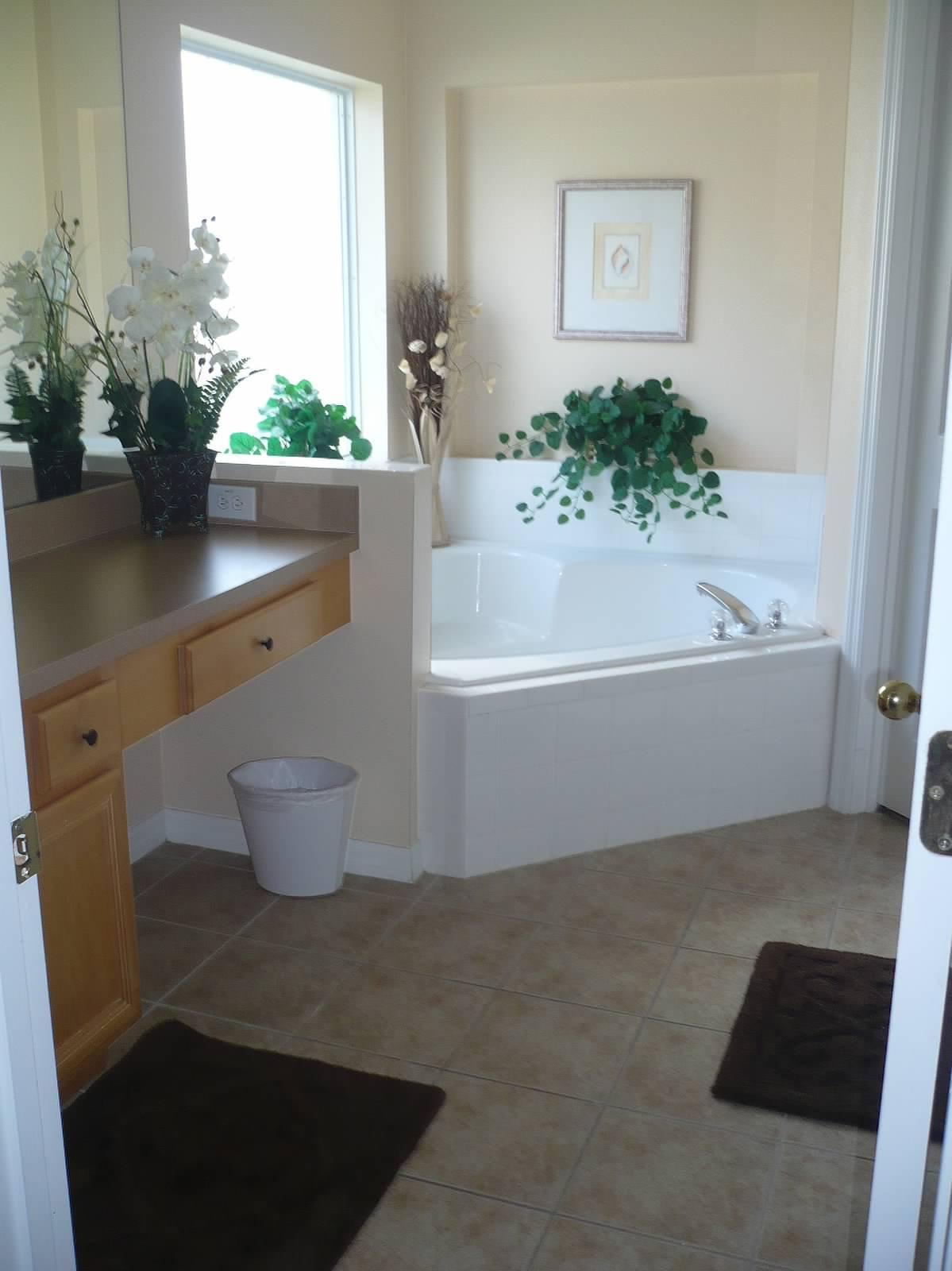 Bedroom-1 full master bath