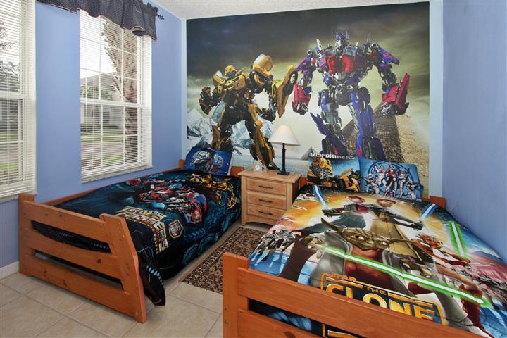 Downstair Boy's room