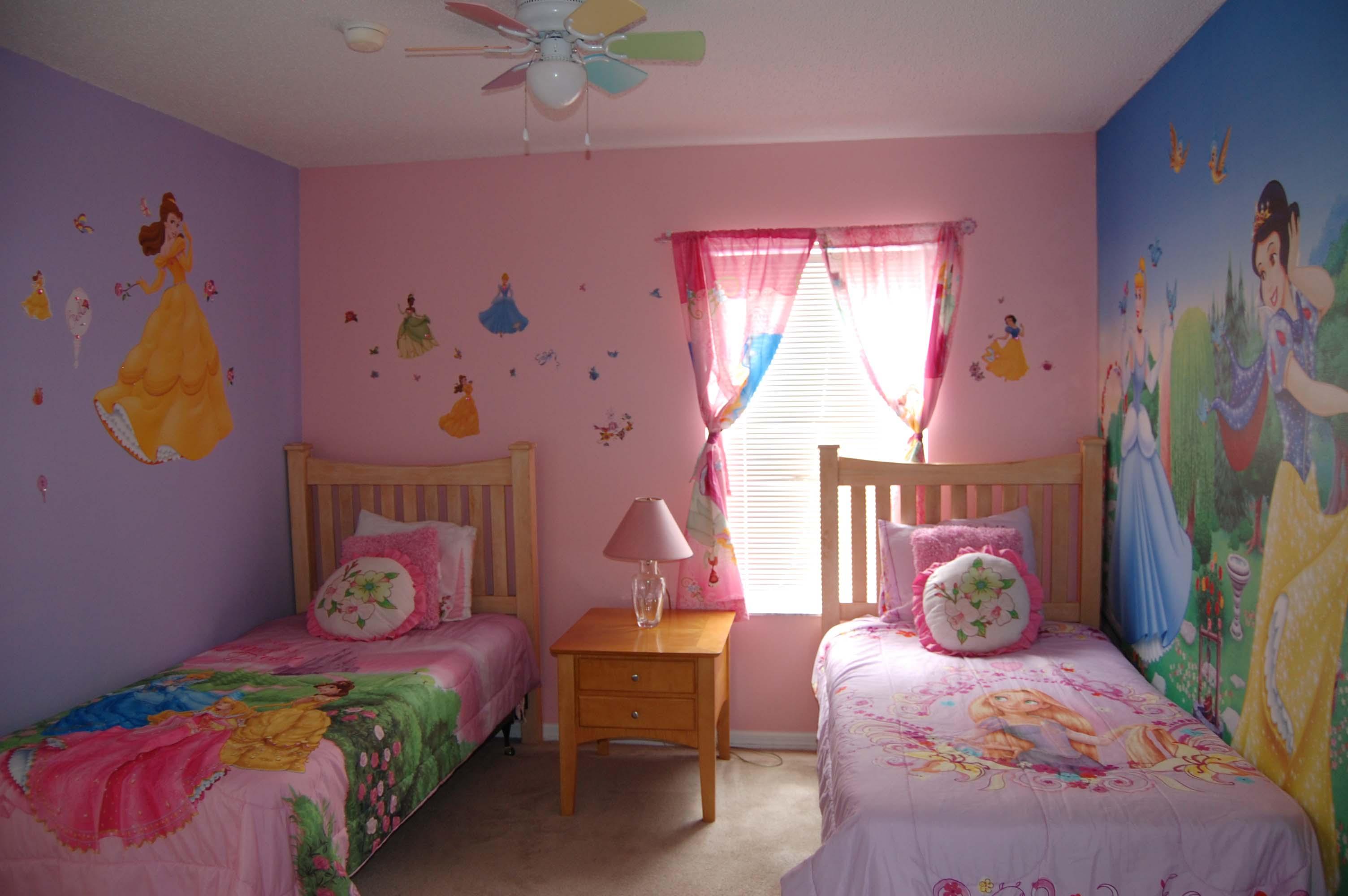 Upstair Girl's Room