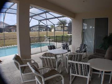 Fenced Pool