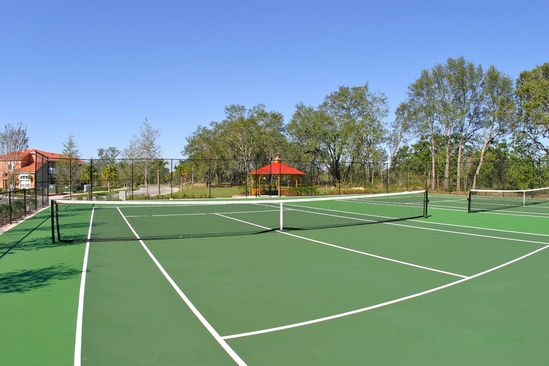 Resort Tenis Court